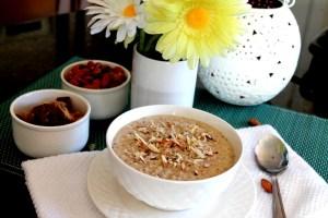 Cracked Wheat Porridge/ Meetha Daliya