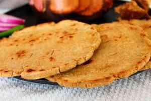 Jowar Bhakri / Sorghum Flour Flatbread