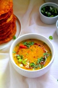 Dal Pakwan Chana Dal / Instant Pot, Stove Top