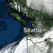 Strong Winds Expected to Linger Through Afternoon; North Bend Records 69mph Gust