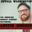 'The Voice' Finalist, Austin Jenckes, Gives Hometown Benefit Concert for Oso Mudslide Victims