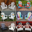 Painted Adirondack chairs popping up around the Valley: Artists, businesses team up for 'Take a seat for Kids Project'