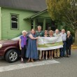 Removing the Transportation Barrier | Retired King County van gifted to Snoqualmie Valley Shelter