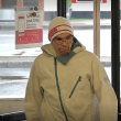 Police release photos of North Bend Bank of America robbery suspect