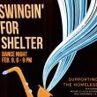 SWINGIN' FOR SHELTER: Learn to swing dance, help homeless in the Snoqualmie Valley