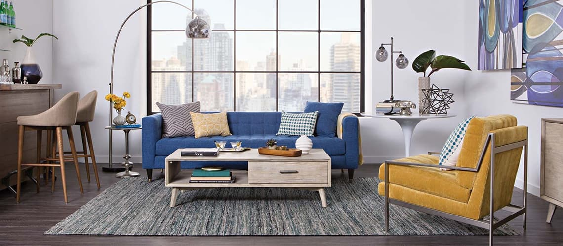 Apartment Decor on a Budget: Affordable Small-Space ... on Apartment Decor Ideas On A Budget  id=30328