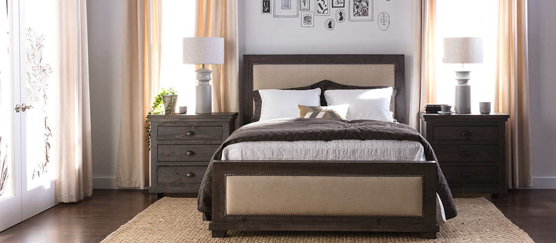 Small Bedroom Decorating Ideas on a Budget | Living Spaces on Bedroom Ideas Cheap  id=80661