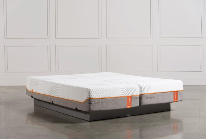 Added To Cart Tempur Pedic Contour Rhapsody Luxe Eastern King Split Mattress