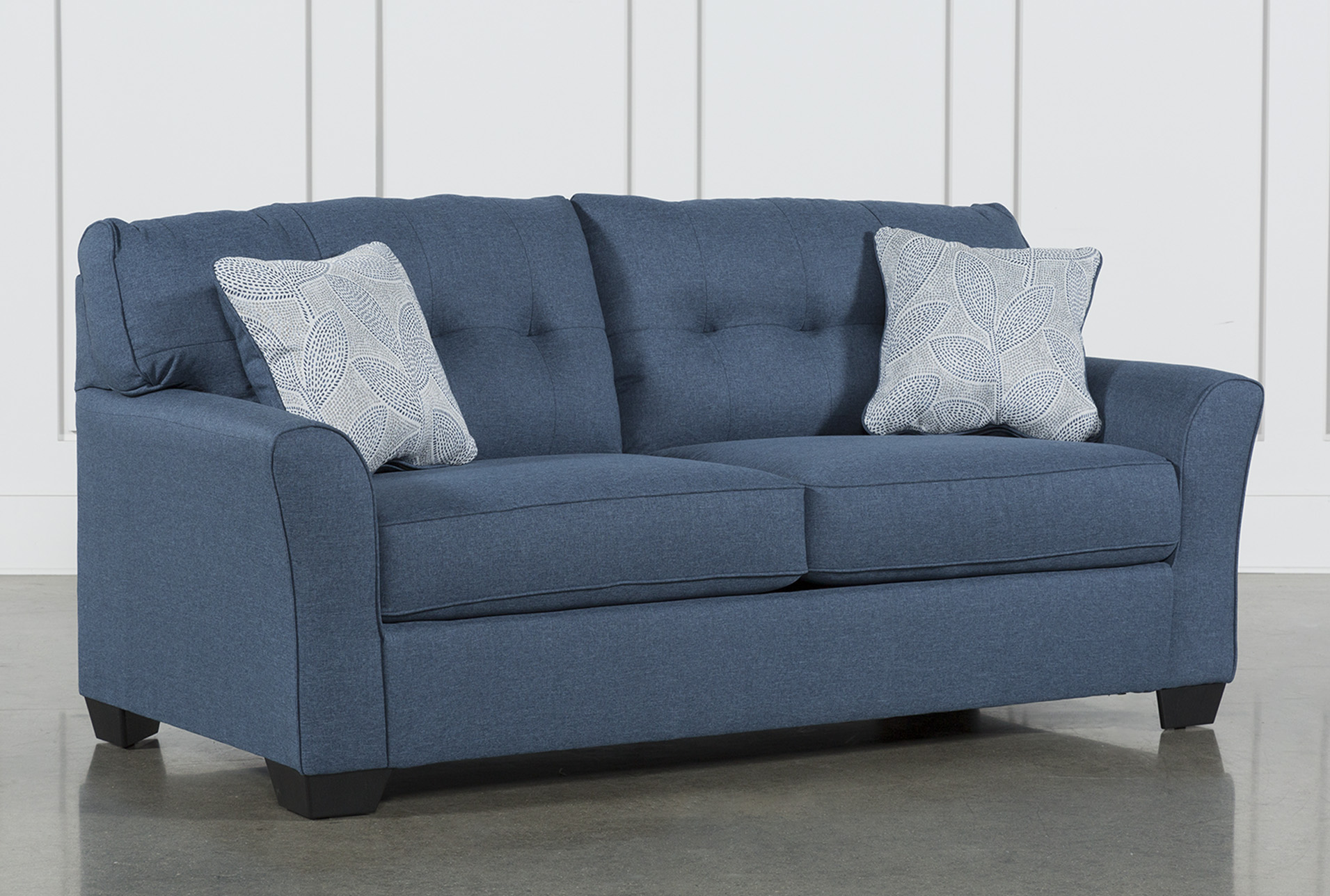 jacoby denim 78 full sofa sleeper
