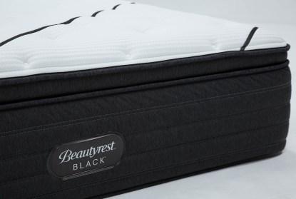 beautyrest black l class medium pillowtop queen mattress
