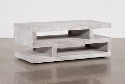 kenzie coffee table living spaces