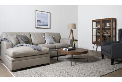 dunkin 28 inch round coffee table