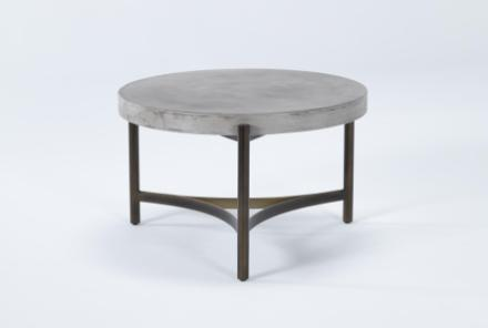 round coffee tables for your home