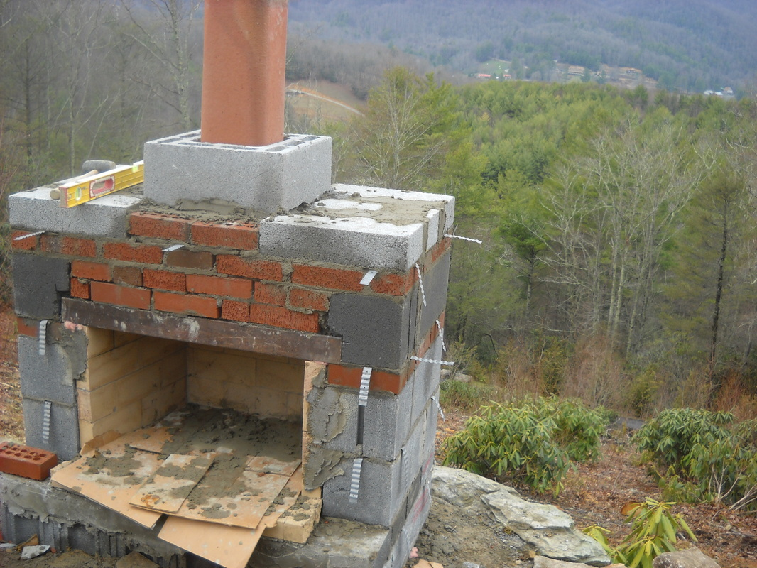 stonetutorials - Living Stone Masonry on Building Your Own Outdoor Fireplace id=15720