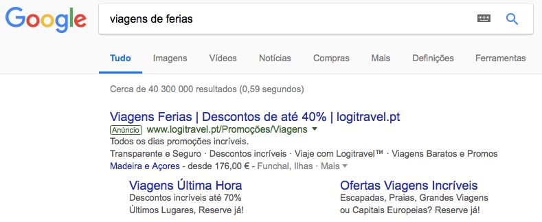 Anuncio google
