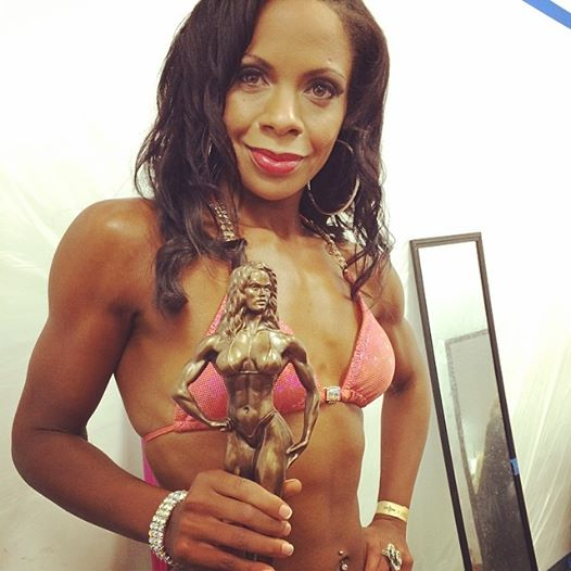 My beautiful Goddess Body Bikini Team client, instructor and great friend took an amazing 2nd place win. She is killing it and this is only her 2nd show. Amazing job Gina a coach couldn't be more proud!!!