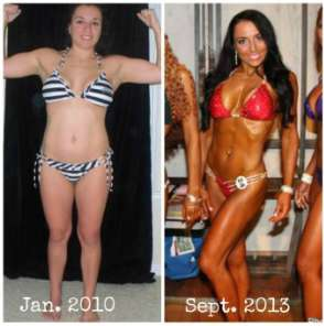 In January 2010 I braved the camera in my bikini and started a journey that would change my life. It had forever been a dream of mine to walk on stage at a bodybuilding show as a figure athlete. A few contests and trophies later I have discovered what keeps me motivated, as well as my clients. Over the years my goals have changed and I've continued to strive to stay fit, sexy and confident!