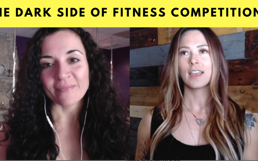 The dark side of figure, bikini and fitness competitions with Jen Comas