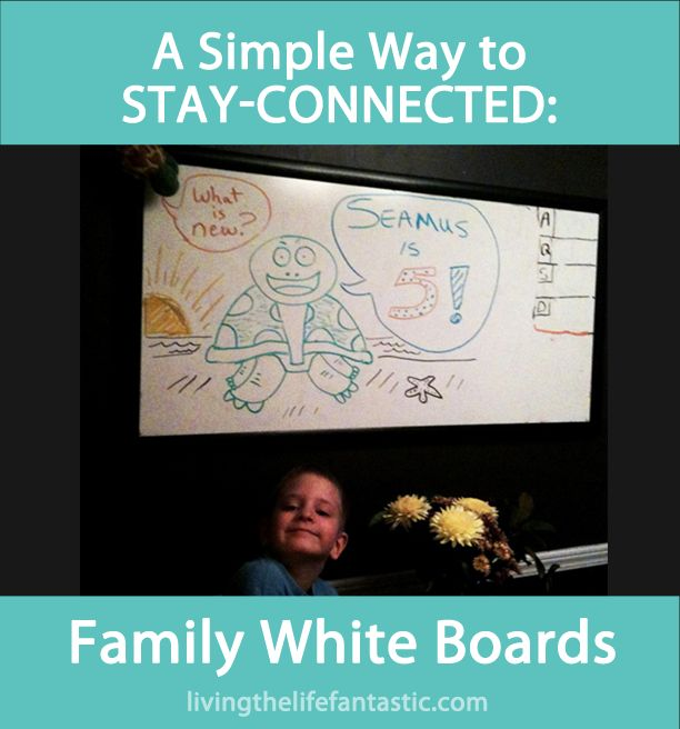 family white boards