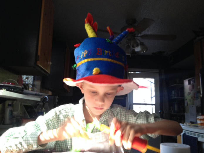 funny birthday hat