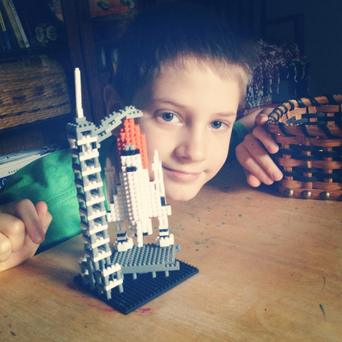 seamus nano block space shuttle