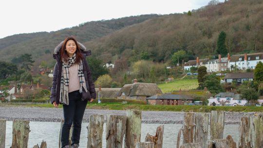 Wandering around English villages 逛逛英國海邊小村莊