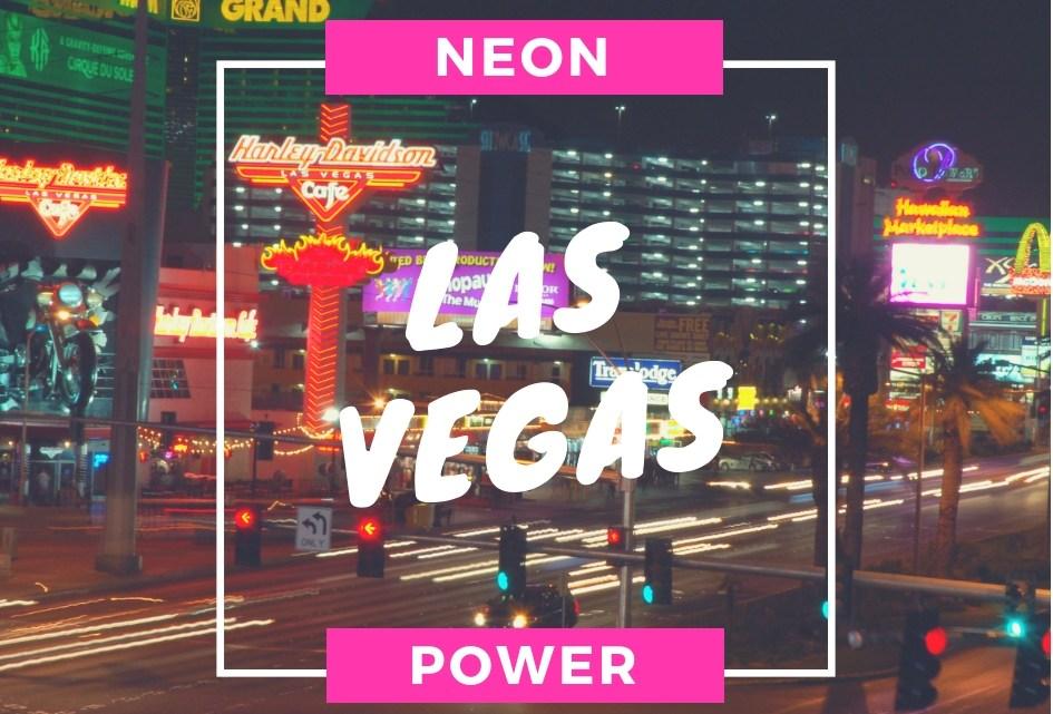 How Las Vegas caught me by surprise 讓我意想不到的賭城