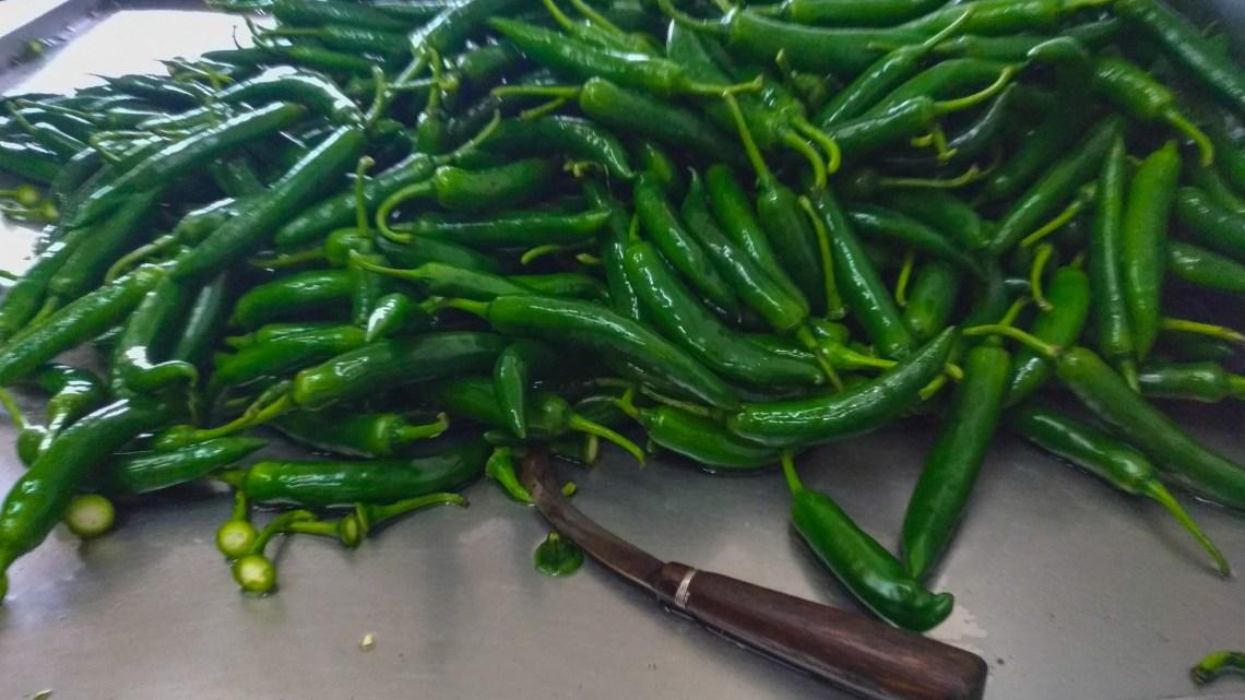 Skinless chilli peppers 金品剝皮辣椒