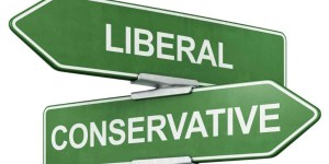 Liberal and Conservative Crossroads