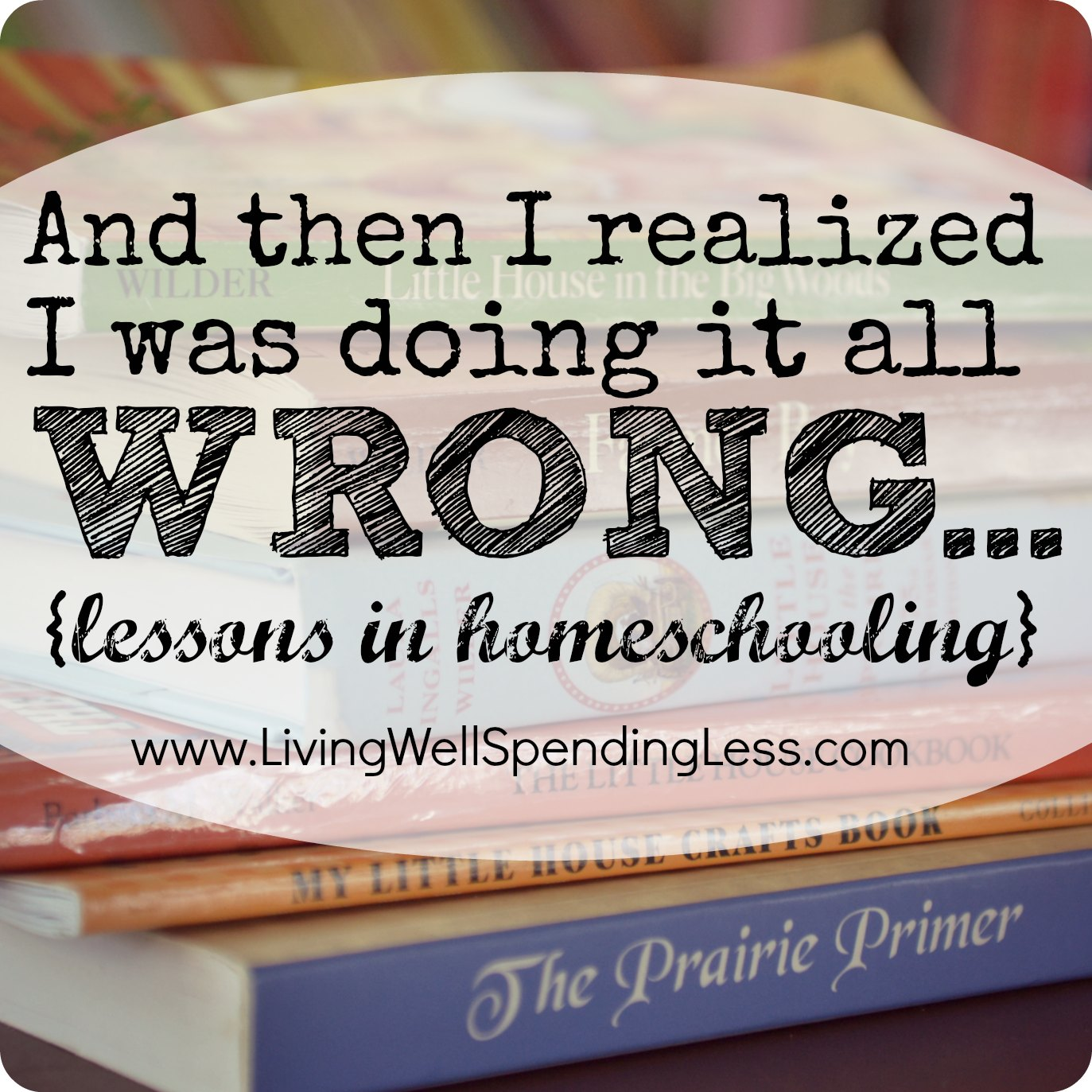 Lessons In Homeschooling