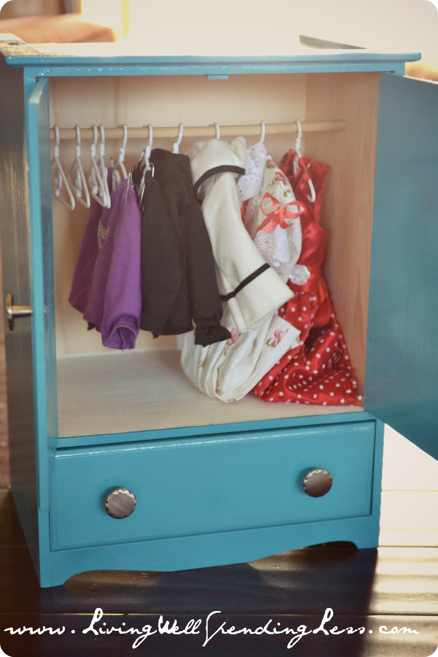 American Girl Doll Furniture Plans Armoire