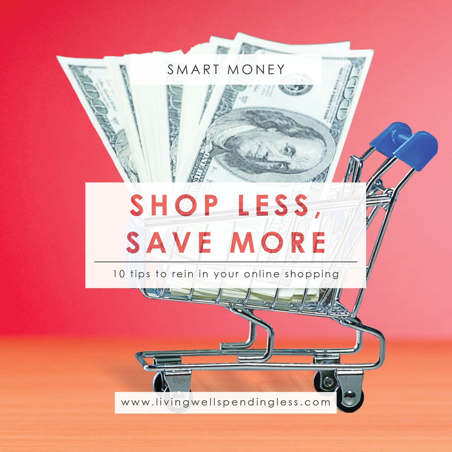 Shop Less Save More