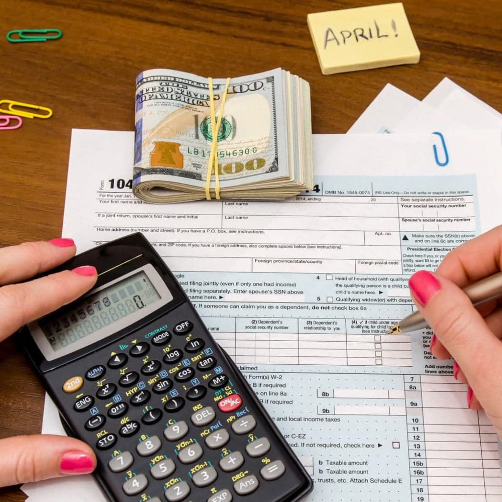 Create A Financial Plan For The Year April