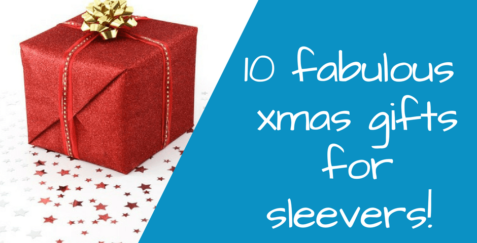 great christmas present ideas for those with a sleeve - What Is A Good Christmas Present