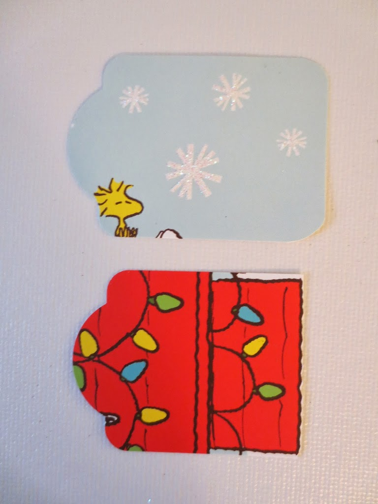 Recycle Old Christmas Cards - Living With Color Designs