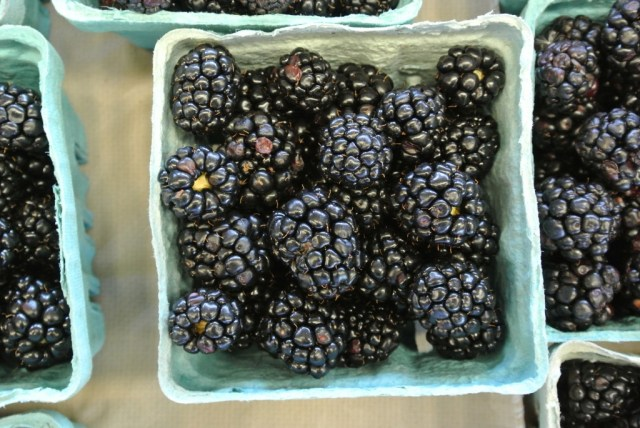 Blackberry - Farmers Market with Living With Color Designs