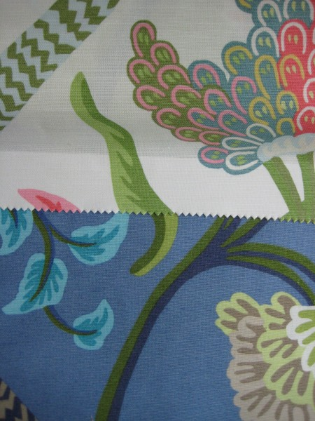 Janta Bazaar by Thibaut -Living With Color Designs
