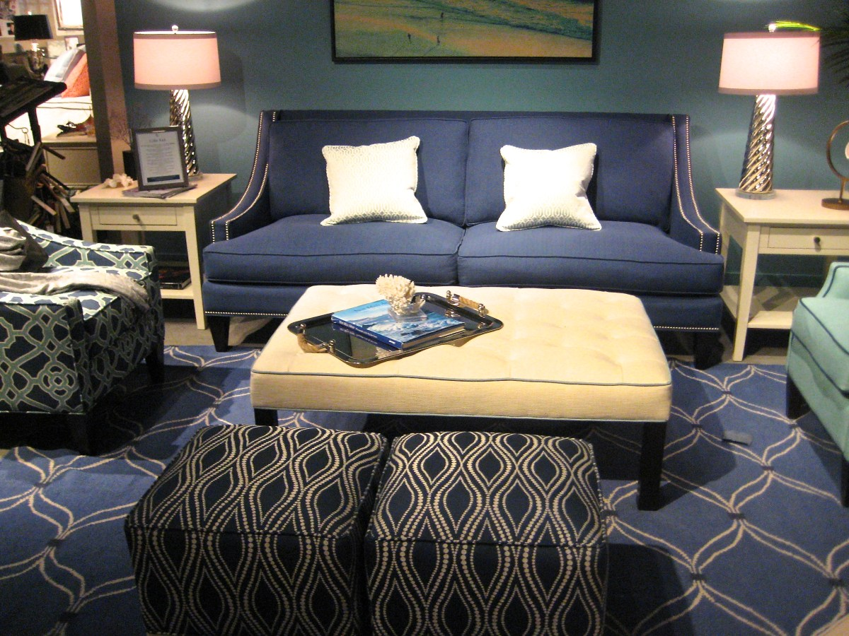 Libby Langdon Upholstery for Braxton Culler