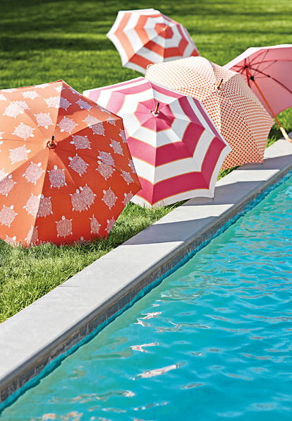 Thibaut and Sunbrella Make Outdoor Fabrics Beautiful