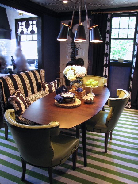 Breakfast nook - Lisa Mende Design