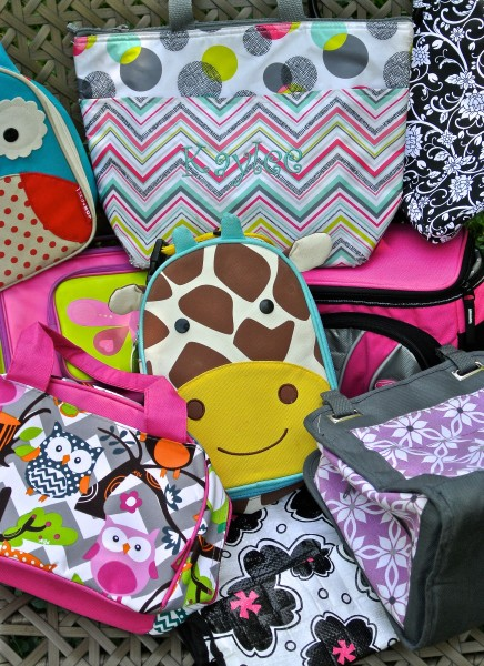 Lunchbox Love: Living With color Designs Blog -Lunchboxs