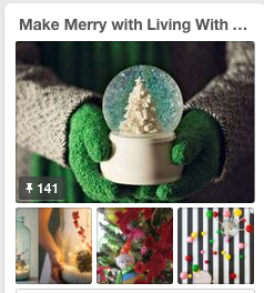Make Merry Wiyh Living With Color Designs
