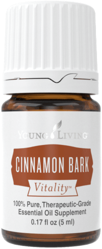 Cinnamon Bark Vitality Essential Oil