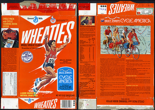 Basic Faith – Wheaties For The Soul