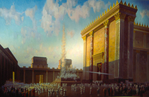 A How To Guide for Rebuilding the Temple