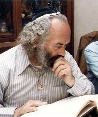 Reb Shlomo and Torah