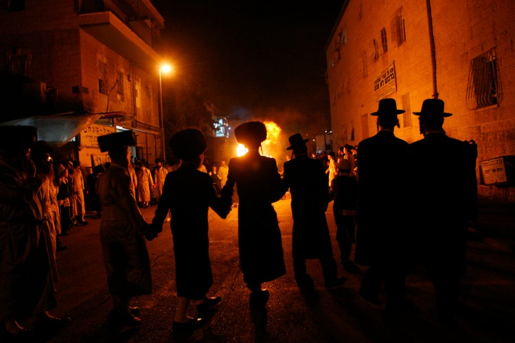 Lag BaOmer In Meah Shearim