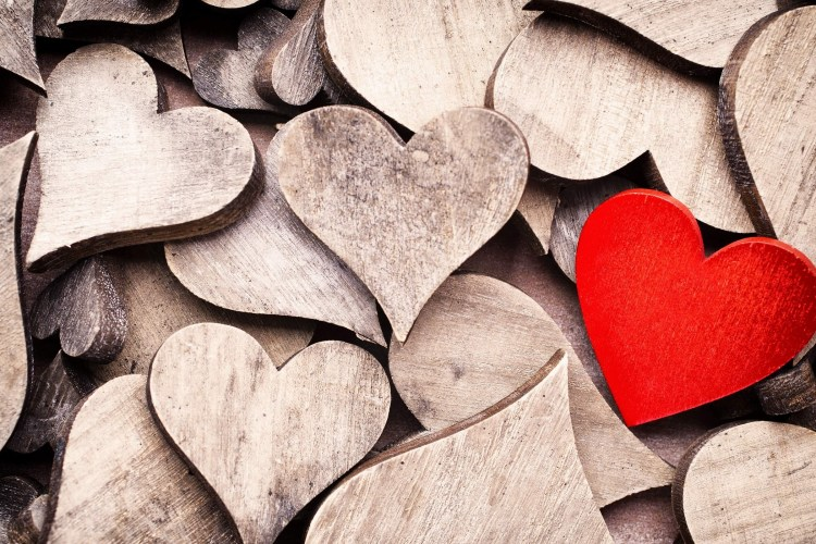 723632 Large Hearts Love Wallpapers 2560×1600 For Android
