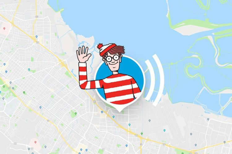 4 1 Google Wheres Waldo