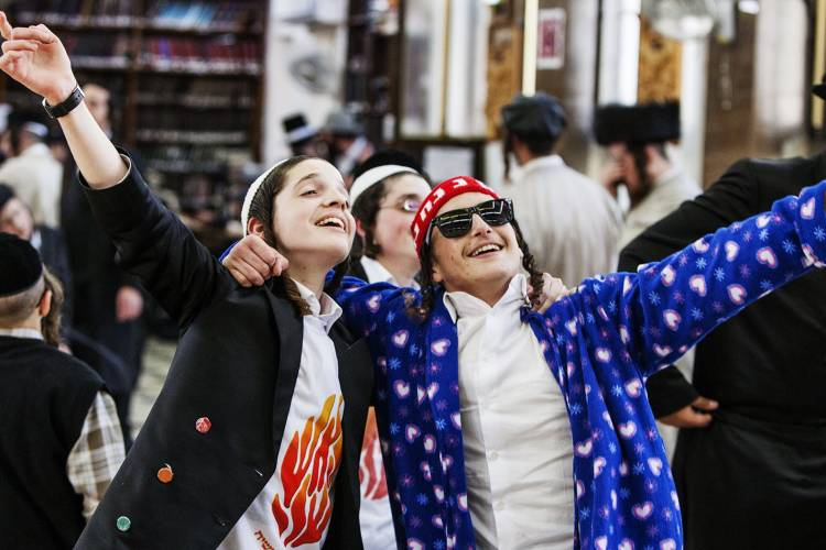 Purim 2020: How To Believe In Yourself!!